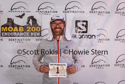 Scott Rokis & Howie Stern: 1. Checkin + Profile